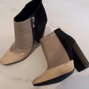 Calvin Klein Aubrey colour block ankle boot ❗